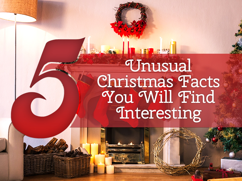 5 Unusual Christmas Facts You Will Find Interesting
