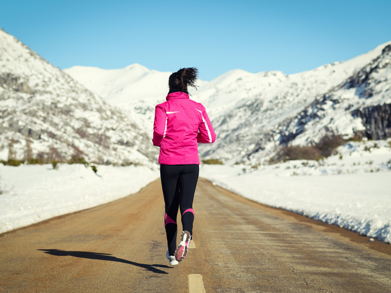 5 Reasons To Keep Fit In Winter