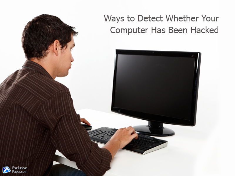 Computer Hacking: How to Detect It?