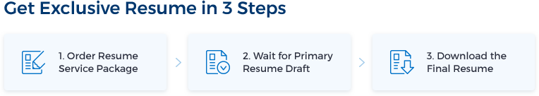 Buy Resume in 3 Steps