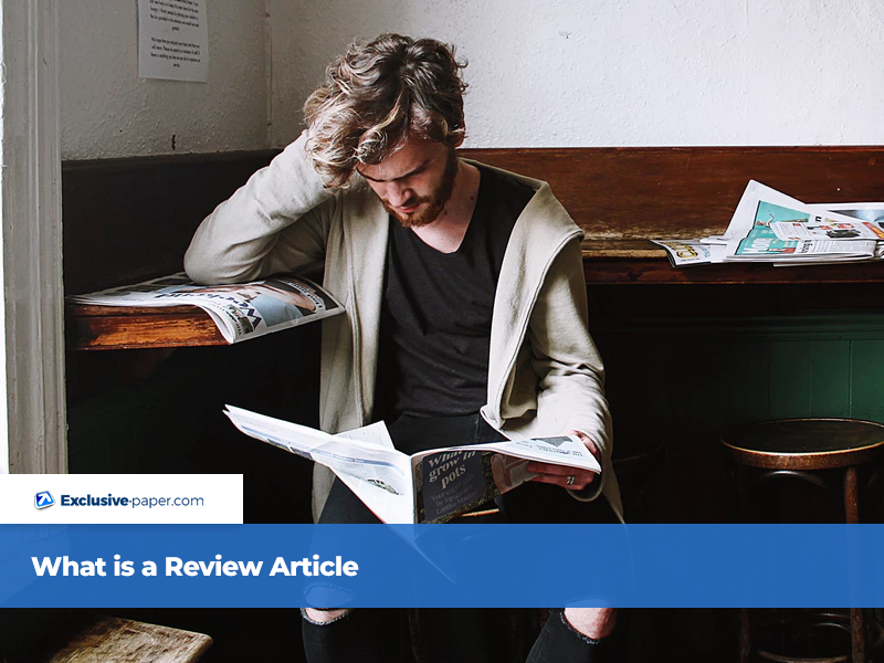 What is a Review Article?