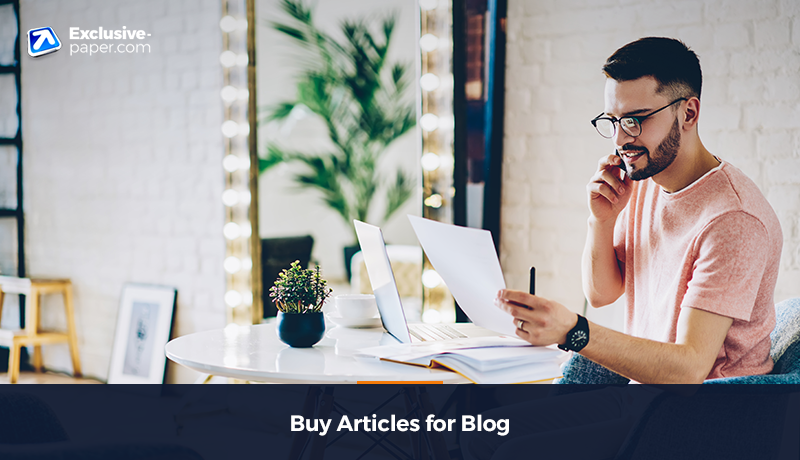 Buy Articles for Blog