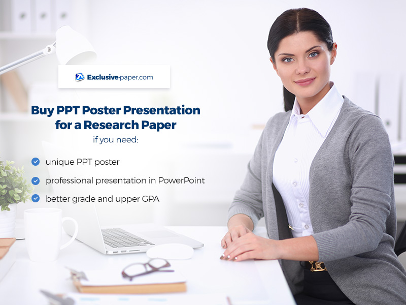 Buy PPT Poster Presentation for Research Paper