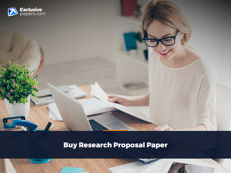 Buy Research Proposal Paper