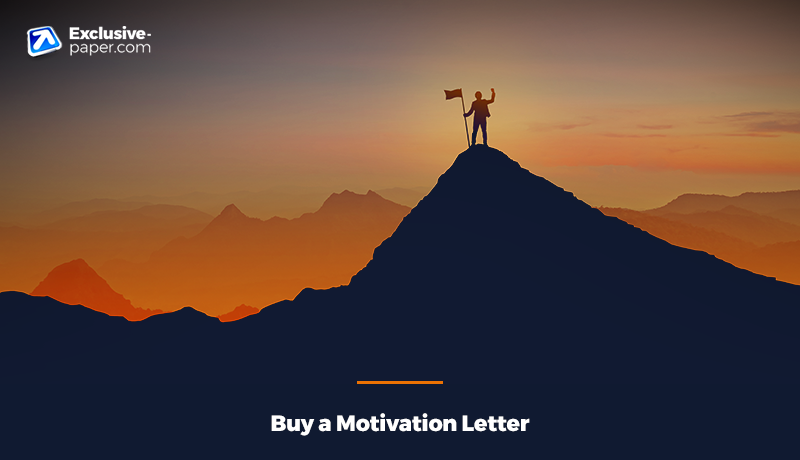 Buy a Motivation Letter