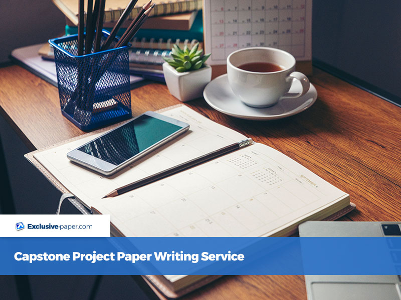 Capstone Project Paper Writing Service