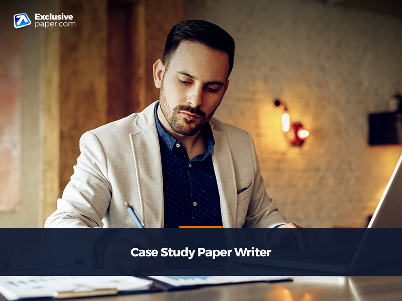 Case Study Paper Writer