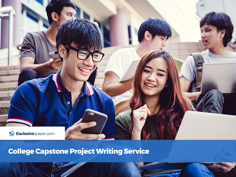 College Capstone Project Writing Service