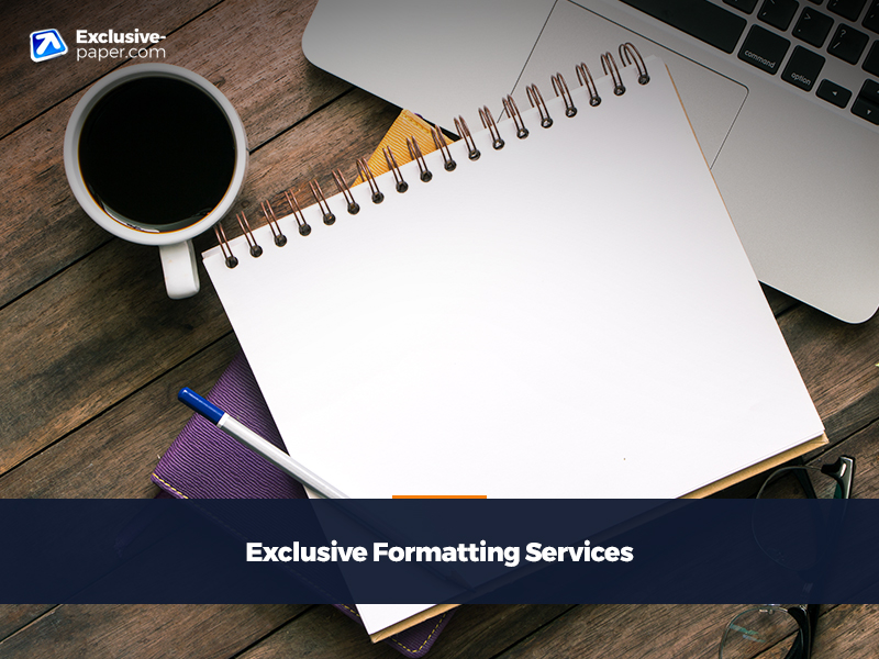 Exclusive Formatting Services
