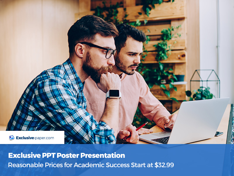 Affordable and Exclusive PPT Poster Presentation