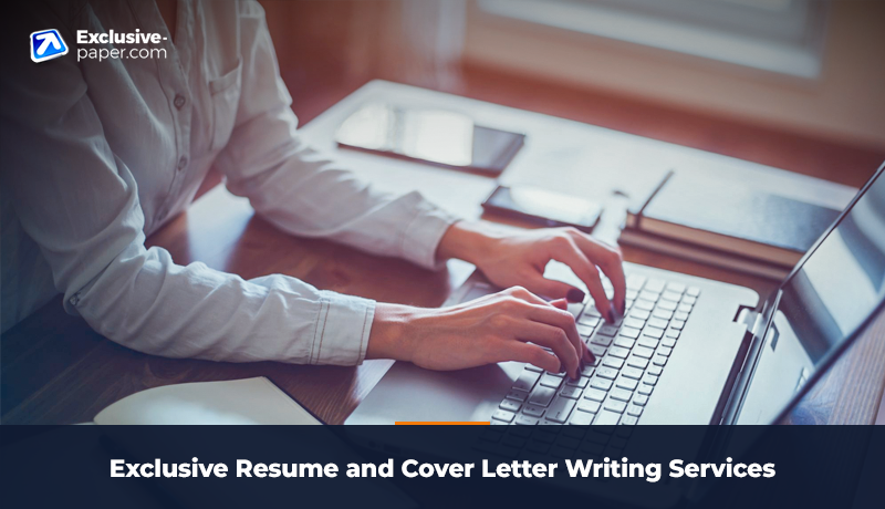 Buy Exclusive Resume and Cover Letter Writing Services