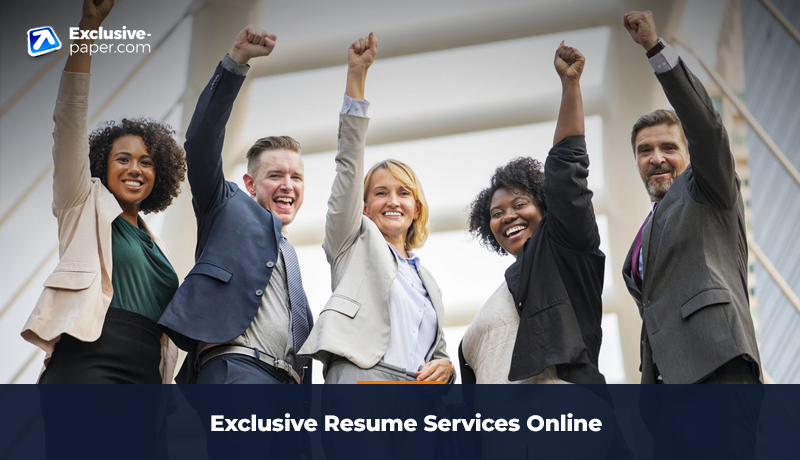 Exclusive Resume Services Online
