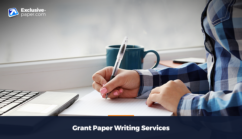 Grant Paper Writing Services