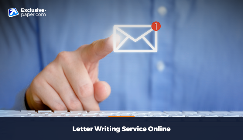 Letter Writing Service Online