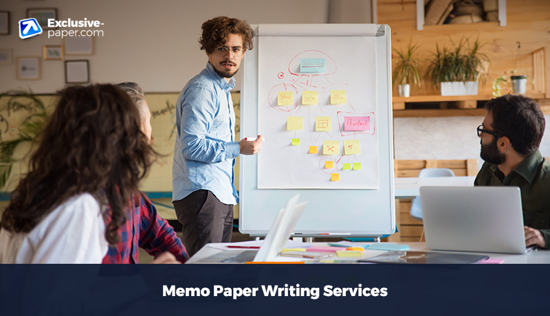Memo Paper Writing Services