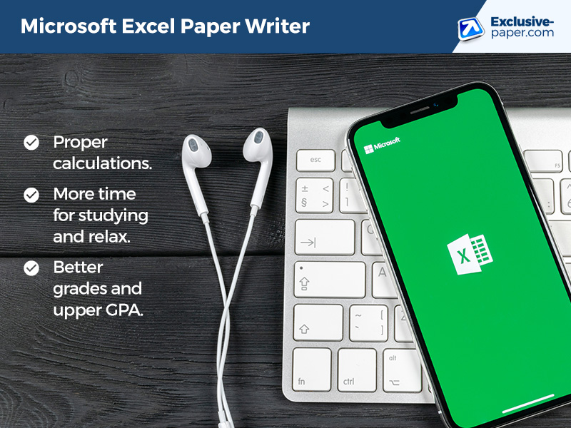 Microsoft Excel Paper Writer