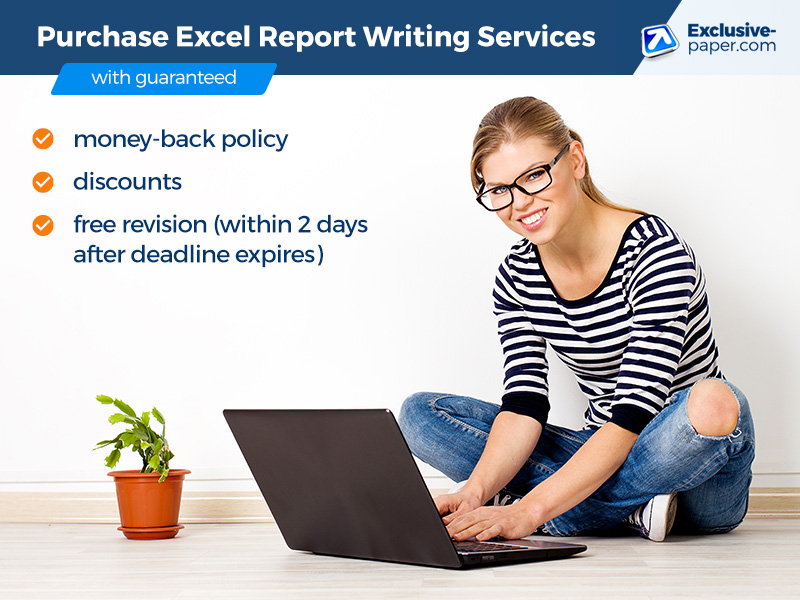 Purchase Excel Report Writing Services