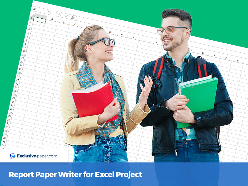 Report Paper Writer for Excel Project