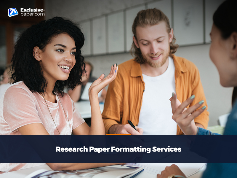 Research Paper Formatting Services
